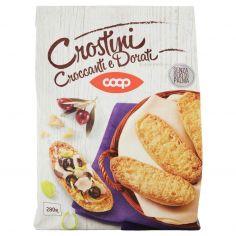 Coop-Crostini Croccanti e Dorati 280 g