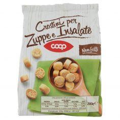 Coop-Crostini per Zuppe e Insalate 200 g
