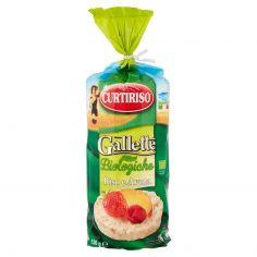 CURTIRISO-Curtiriso Gallette biologiche riso e avena 130 g