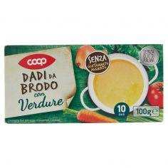 Coop-Dadi da Brodo con Verdure 10 dadi 100 g