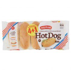 DAILY BREAD-DailyBread HotDog Buns 312 g