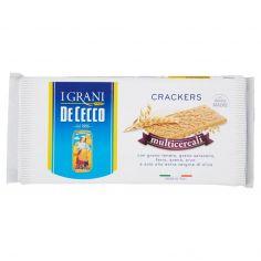DE CECCO-De Cecco I Grani Crackers multicereali 250 g