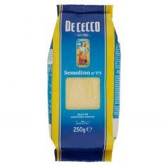 DE CECCO-De Cecco Semolino n°175 250 g