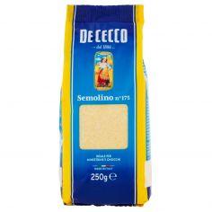 DE CECCO-De Cecco Semolino n° 175 250 g