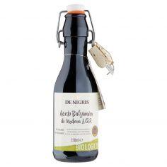 DE NIGRIS-De Nigris Aceto Balsamico di Modena I.G.P. Biologico 250 ml
