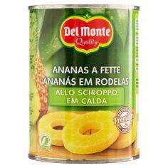 DEL MONTE-Del Monte Ananas a Fette allo Sciroppo 570 g