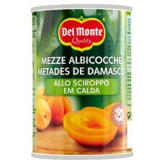 DEL MONTE-Del Monte Mezze Albicocche allo Sciroppo 420 g
