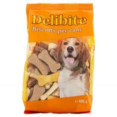 DELIBITE-Delibite Biscotti per cani 400 g