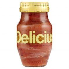 DELICIUS-Delicius Filetti di Alici in olio di oliva (41%) 150 g