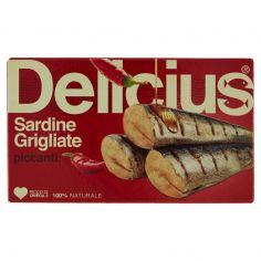 DELICIUS-Delicius Sardine Grigliate piccanti 90 g
