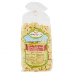 DIBENEDETTO-Dibenedetto tradizione Pasta di Semola di Grano Duro Orecchiette 500 g