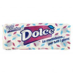 DOLCE'-Dolcè Carta Igienica 10 pz
