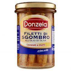 DONZELA-Donzela Filetti di Sgombro all'Olio di Oliva 300 g
