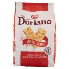DORIA-Doria Cracker Doriano con Sale Iodato sacco 700 g