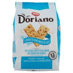 DORIA-Doria Cracker Doriano Ridotto Sale sacco 700 g