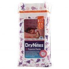 DRY NITES-DryNites 10 Pyjama pants 3-5 anni femmina