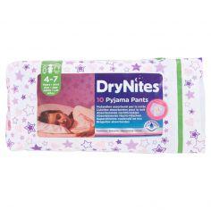DRY NITES-DryNites 10 Pyjama pants 4-7 anni femmina