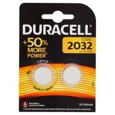 Duracell 2032 DL/CR 2032 3V Lithium