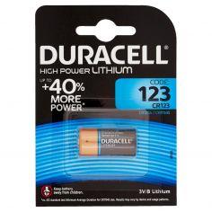 Duracell High Power Lithium 123 CR123 CR122A / CR17345 3V/B Lithium