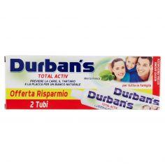 DURBANS-Durban's Total Activ 2 x 75 ml