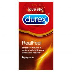 DUREX-Durex RealFeel 6 profilattici