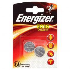 Energizer 2016 lithium 3V