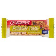 ENERVIT-Enervit Power Time Arachidi e Mirtilli 35 g