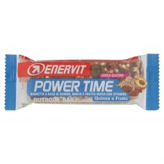 ENERVIT-Enervit Power Time Outdoor Bar Quinoa e Frutta 30 g