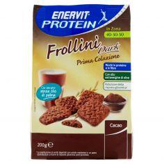 ENERVIT-Enervit Protein Prima Colazione Frollini Dark Cacao 200 g