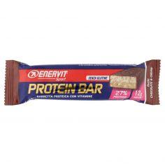 ENERVIT-Enervit Sport Protein Bar Gusto Chocolate & Cream 45 g