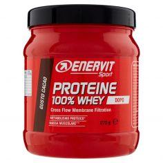 ENERVIT-Enervit Sport Proteine 100% Whey Gusto Cacao 270 g