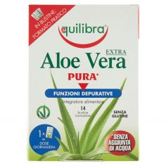 EQUILIBRA-Equilibra Aloe Vera Extra 14 bustine monodose 700 ml