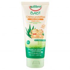 EQUILIBRA-equilibra Baby Crema protettiva Viso-Corpo Delicata 100 ml