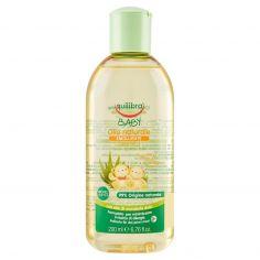 EQUILIBRA-equilibra Baby Olio naturale Emolliente Delicato 200 ml