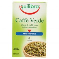 EQUILIBRA-equilibra Caffè verde 40 capsule 24,8 g