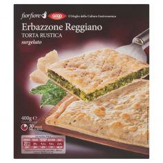 Coop-Erbazzone Reggiano Torta Rustica surgelato 400 g