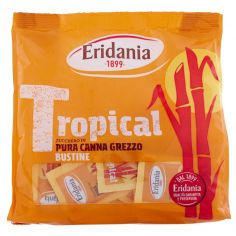 ANTILLAISE-Eridania Tropical Zucchero di Pura Canna Grezzo Bustine 500 g