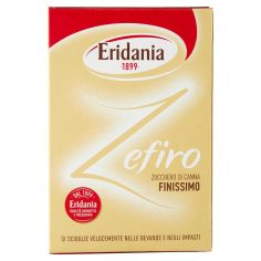 ZEFIRO-Eridania Zefiro Zucchero di Canna Finissimo 750 g