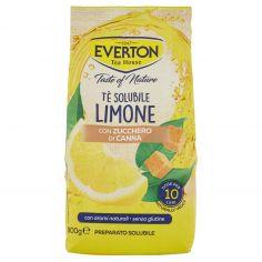 EVERTON-Everton Taste of Nature Tè Solubile Limone con Zucchero di Canna 800 g