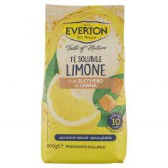 EVERTON-Everton Tè Solubile Limone con Zucchero di Canna 800 g