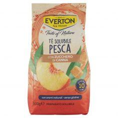 EVERTON-Everton Tè Solubile Pesca con Zucchero di Canna 800 g