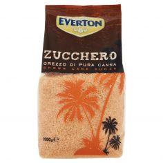 EVERTON-Everton Zucchero Grezzo di Pura Canna 1000 g