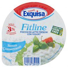 EXQUISA-Exquisa Fitline Fiocchi di Latte Freschi con Yogurt 150 g