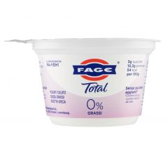 FAGE-Fage Total 0% Grassi 170 g