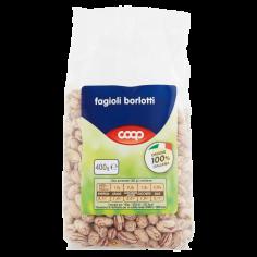 Coop-fagioli borlotti 400 g