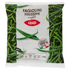 Coop-Fagiolini Finissimi surgelati 450 g