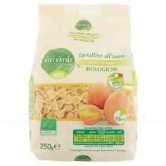 Coop-farfalline all'uovo Biologiche 250 g
