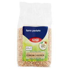 Coop-farro perlato 400 g