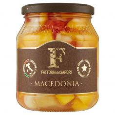 FATTORIA DEI SAPORI-Fattoria dei Sapori Macedonia 615 g