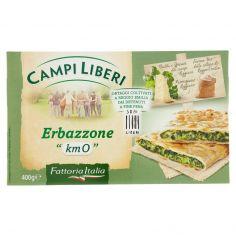 """FATTORIA ITALIA-Fattoria Italia Campi Liberi Erbazzone """"km 0"""" 400 g"""